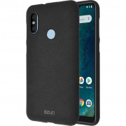 Azuri Flexible Sand Xiaomi Mi A2 Lite Back Cover Zwart
