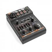 Power Dynamics PDM-D301BT mixer de 3 canales mesa de mezcla USB Bluetooth alimentación Phantom (172.603)