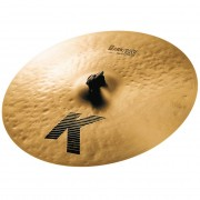 "Zildjian K0903 17"" Dark Crash Thin Pratos de choque"