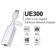 LAN Card, USB to RG45, TP-LINK UE300, RTL8153, USB3.0, Gigabit