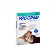 Program Oral Suspension 11-20 Lbs Cats (Teal) 6 Ampules