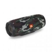 Тонколона JBL Charge 3 Squad Special Edition, 2.0, 20W RMS, безжична, 3.5mm jack/Bluetooth, камуфлаж, микрофон, IPX7, до 20 часа работа
