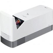 Videoproiector LED LG Short Throw, Full HD, SMART (Web OS 4.0), 1500 lumeni, alb