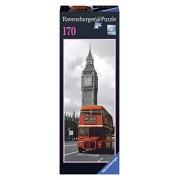 Ravensburger London Bus, Multi Color (170 Pieces)