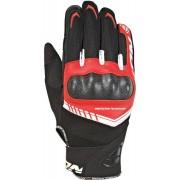 Ixon Rs Loop 2 Gloves Black White Red 2XL