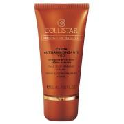 Collistar crema autoabbronzante viso idratante-protettiva effetto naturale 50 ml