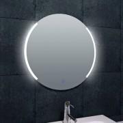 Wiesbaden Spiegel Round Dimbare LED Condensvrij 80 cm