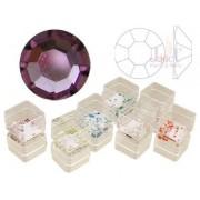 Pietricele cristal, 50 buc., culoare light amethyst, ss5, art. nr.: 761529