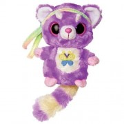 Aurora Plush Purple Yoo Hoo Hapee Lesser Panda With Butterfly