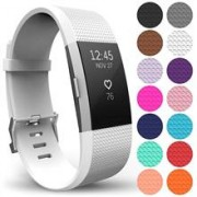 Curea Ceas Yousave Fitbit Charge 2 Small White