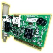 Diamond PCI Card 1 x UTP Ethernet 10Mb/s + 2 x RJ-11 HPNA 1.1 na 1 Mb/s