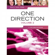 Wise Publications Really Easy Piano: One Direction - Volume 2