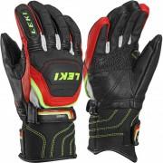 Leki Junior Glove Worldcup Race Flex S black/red