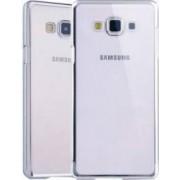 Skin OEM ELEPD087 Electroplating Samsung Galaxy J5 J510 2016 Argintiu
