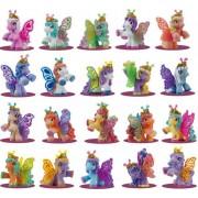 O voor u simba filly vlinder witchy stars eenhoorn ect. speelgoed Little Paard 3 CM Mini Paarden Kids Animal Action Poppen 10 stks/partij