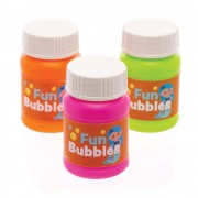 Baker Ross Magical Mermaids Blow Bubbles (Pack of 8)
