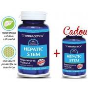 Herbagetica Hepatic Stem 60 capsule +10 capsule CADOU