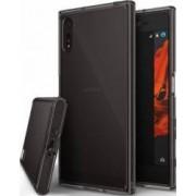 Husa Ringke Sony Xperia XZ FUSION SMOKE BLACK + BONUS folie protectie display Ringke