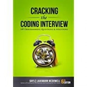 Gayle Laakmann McDowel Cracking the Coding Interview, 6th Edition: 189 Programming Questions and Solutions