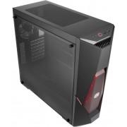 Coolermaster Masterbox K500L Black ATX Desktop Chassis with Windowed Side Panel