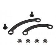 Steering Rack Set W/Bearings, Short/Long: 8 B 3.0