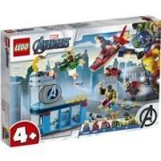 LEGO 76152 LEGO Super Heroes Avengers Lokis Vrede