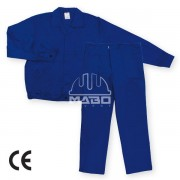 Costum salopeta BENI BLUE