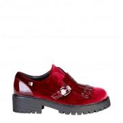 Laura Biagiotti cipő 2254 bordó