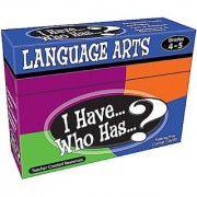 Teacher Created Resources I Have... Who Has...? Language Arts 4-5 (7831)