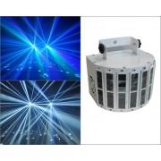 Scanner proiector efecte lumini disco LED Derby Light