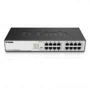 D-Link DGS-1016D Switch 16 Puertos Gigabit 10/100/1000