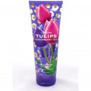 Body Cream Bath & Body Works London Tulips & Raspberry Tea 226 g