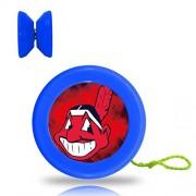 New Style Indians YoYo Ball Professional Responsive Yo-Yo Bearing Spinning Ball String Spin Toys-Blue