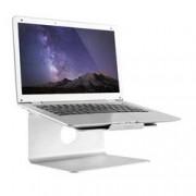 Logilink Supporto per Notebook in Alluminio Base Girevole