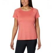 Columbia T-shirt Peak to Point - Femme Bright Poppy S