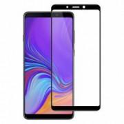 Folie protectie pentru Samsung Galaxy A9 2018 din sticla securizata full size negru
