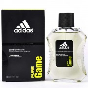 Adidas pure game eau de toilette 100 ml vapo