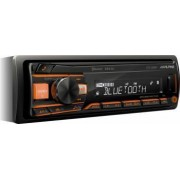 Player Auto Alpine UTE-200BT 4X50W Aux-In USB BT Subwoofer control Multicolor