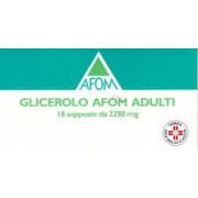 Aeffe Farmaceutici Srl Glicerolo Afom*ad 18supp 2,5g