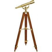 BARSKA 15-45x50mm Anchormaster Brass Spyscope - Gold/Brown