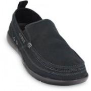 Crocs Walu Loafers For Men(Black)