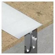 GOA603 - Profil de dilatatie autoadeziv din aluminiu eloxat 60 mm