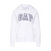 GAP Bluza rozpinana Biały XS,S,M,L,XL,XXL