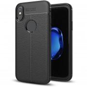 Funda para celular iphone xs max Silicón Negro