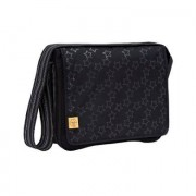 Lässig Borsa fasciatoio Casual Messenger Bag Reflective Stars black - nero