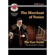 Grade 9-1 GCSE English Shakespeare Text Guide - The Merchant of Venice, Paperback/***