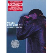 Video Delta Vasco Rossi - Live Kom 011 - The complete edition - DVD
