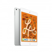 Apple iPad Mini 5 Wi-Fi + 4G, 64GB с ретина дисплей и A12 чип и Neural Engine (сребрист)
