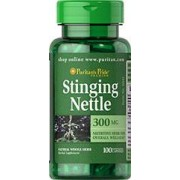 vitanatural stinging nettle - brandnetel 300 mg 100 capsules