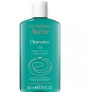 Avene Avène Cleanance Gel Detergente - Pelle Sensibile Grassa Con Imperfezioni Flacone 200 Ml